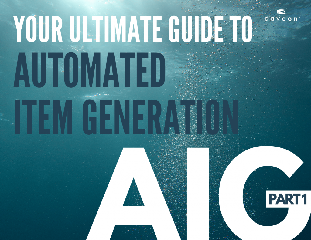 Ultimate Guide to Automated Item Generation (AIG)