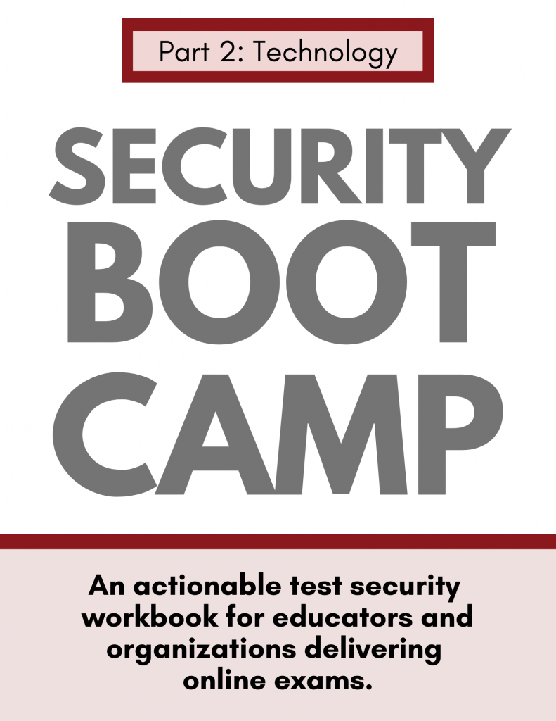 Security Boot Camp Part 2: Technology