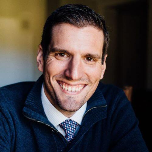 Benjamin Hunter, VP of Sales